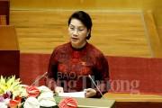 Khai mạc kỳ họp thứ 3 Quốc hội khóa XIV