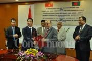 Việt Nam – Bangladesh: Ký kết hợp tác về gạo