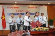 Bộ Công Thương và Báo Nhân dân ký thỏa thuận phối hợp công tác