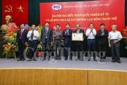 Hội Kỹ thuật nhiệt đón nhận Huân chương Lao động hạng Nhì