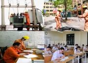 EVNNPC: Đảm bảo điện phục vụ kỳ thi quốc gia năm 2017