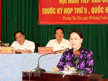 MTTQ Việt Nam đưa ra 6 kiến nghị đối với Quốc hội