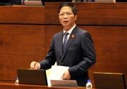 Bộ trưởng Trần Tuấn Anh giải đáp 3 vấn đề lớn đại biểu Quốc hội quan tâm
