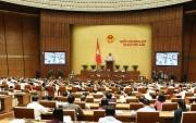 Bốn nhóm vấn đề được Quốc hội chất vấn