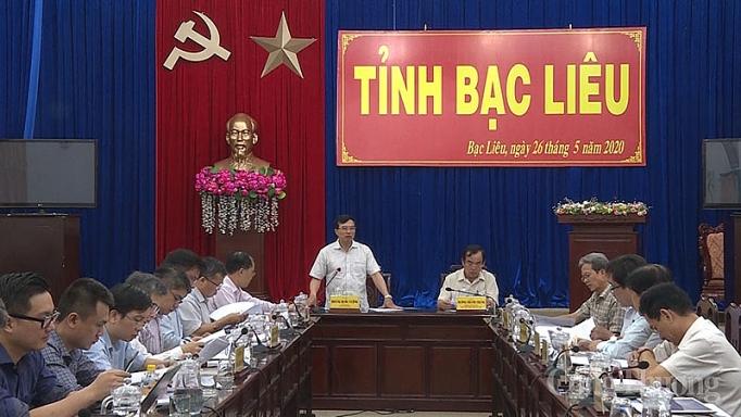 bo cong thuong chung tay tim giai phap thuc day tien do du an khi lng bac lieu