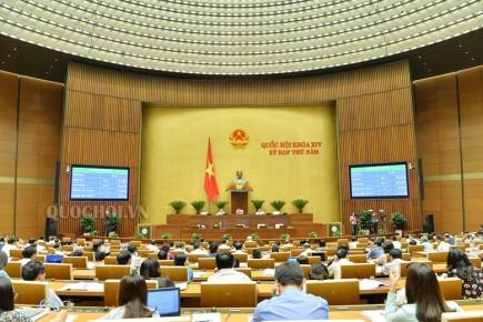 Thông qua Luật Cạnh tranh sửa đổi và thống nhất cơ quan cạnh tranh thuộc Bộ Công Thương