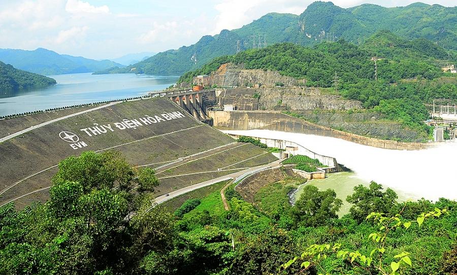 Nhà máy Thủy điện Hòa Bình: Sẵn sàng cho mùa mưa bão năm 2021