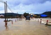 EVN yêu cầu các đơn vị ứng phó với mưa lũ ở Bắc bộ