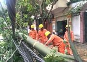 Hàng triệu khách hàng đã có điện trở lại sau bão số 2