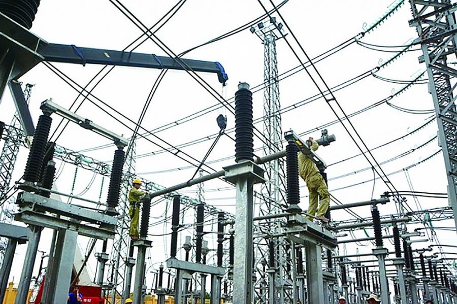 EVN: Đóng điện và khởi công 128 công trình lưới điện