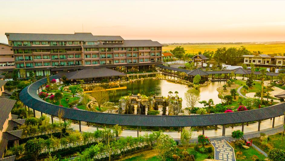"""Kawara My An Onsen Resort: Giá trị bền vững cho ngành """"công nghiệp không khói"""