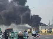 Nhanh chóng khắc phục vụ cháy trạm biến áp 110kV Yên Bình 2, Thái Nguyên