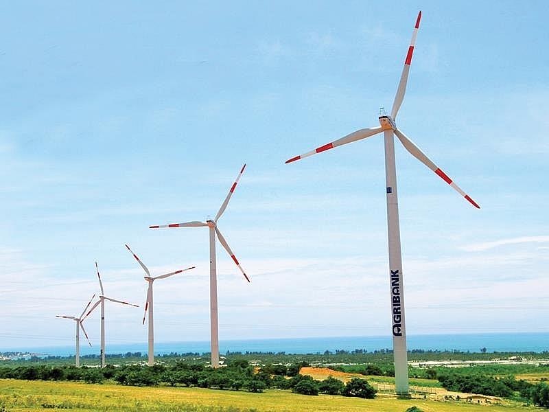 Thêm 5.655 MW điện gió đăng ký hoà lưới