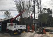 Gần 800.000 hộ dân được cấp điện trở lại