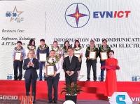 evnict lot top 50 doanh nghiep cntt hang dau viet nam 2018