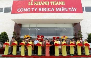 bibica khanh thanh nha may moi tai long an