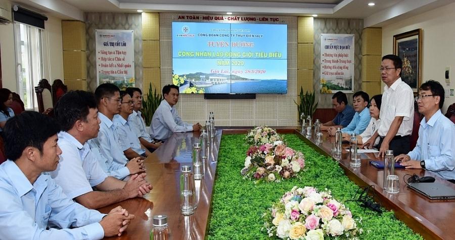 Đảng bộ Công ty Thủy điện Ialy: Chú trọng xây dựng và phát triển nguồn nhân lực