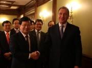 Việt Nam - Nga: Thúc đẩy các dự án trọng điểm