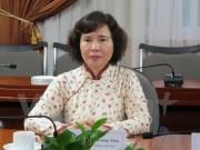 Thứ trưởng Hồ Thị Kim Thoa làm Ủy viên UBQG về ứng dụng công nghệ thông tin