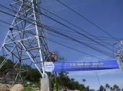 Gần 2000 hộ dân đảo Lại Sơn chính thức có điện