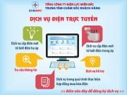 EVNNPC triển khai cung cấp dịch vụ trực tuyến