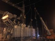 Đóng điện đóng điện thành công dự án Trạm biến áp 220kV Tháp Chàm