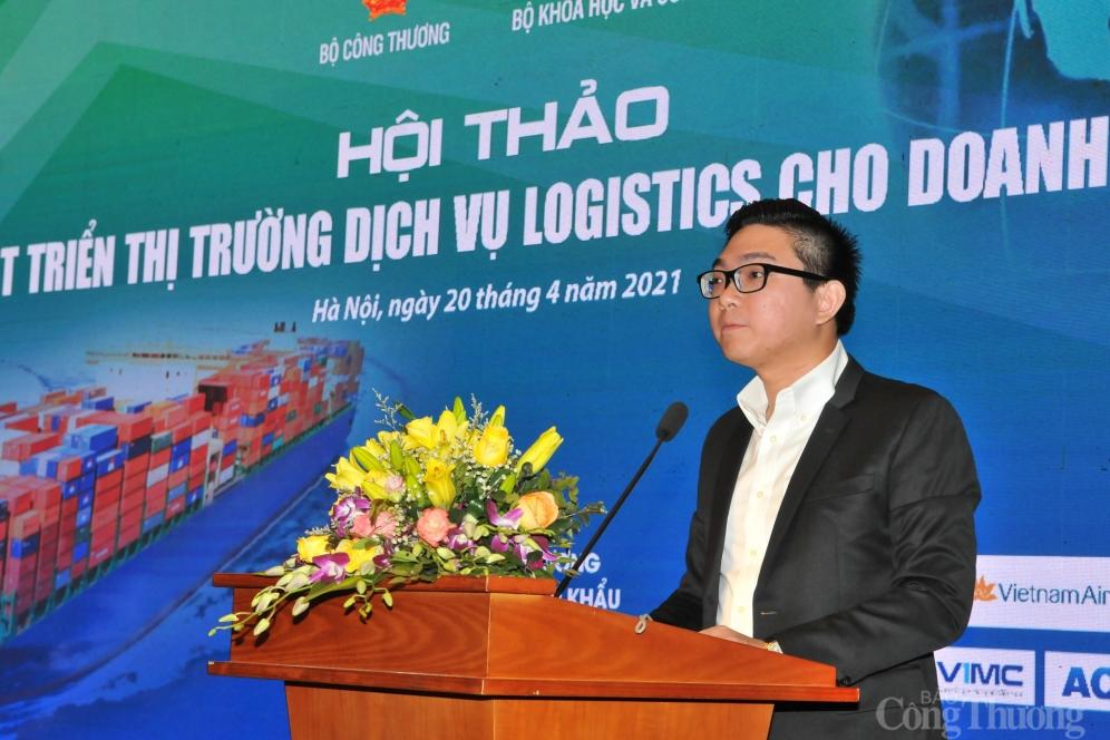 Cú huých để ngành logistics tăng tốc trong cuộc đua hội nhập