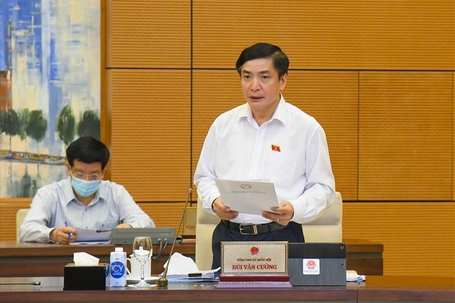 Kỳ họp thứ nhất, Quốc hội khóa XV: Tập trung hoàn thành công tác nhân sự