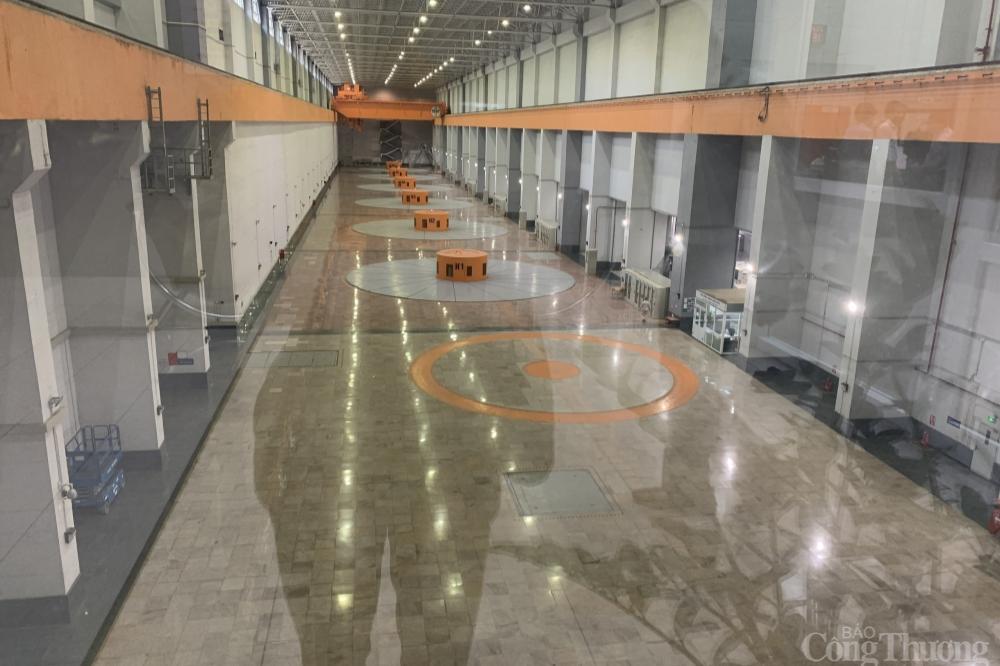 Các nhà máy thuỷ điện sẵn sàng phương án ứng phó trước mùa mưa bão 2021