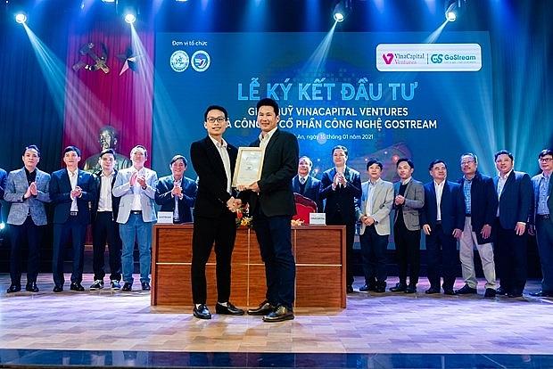 GoStream nhận vốn đầu tư lần thứ hai từ Quỹ VinaCapital Ventures