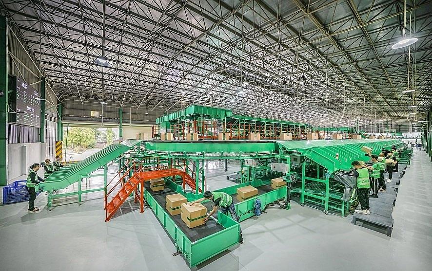 Giaohangtietkiem tự chủ công nghệ, nâng cao chất lượng dịch vụ phát triển logistics