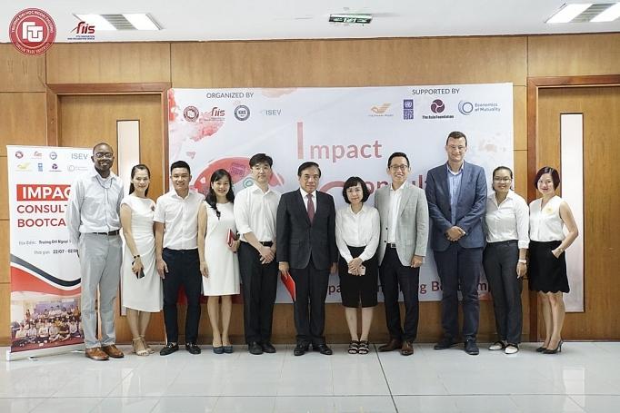 khai giang khoa tap huan chuyen sau impact consulting boot camp 2019