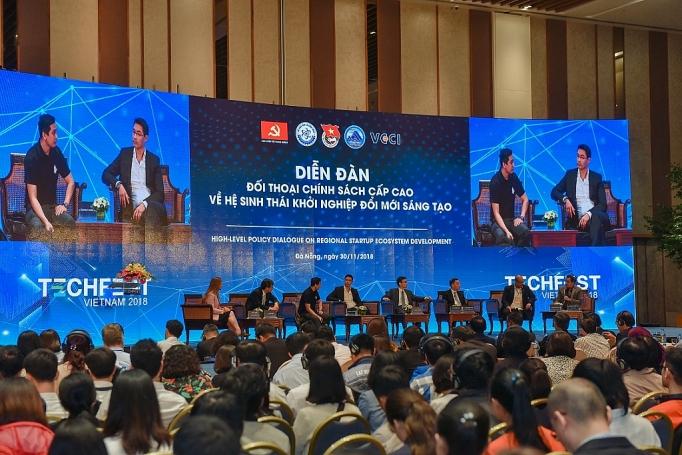 techfest vietnam 2019 tai hoa ky va han quoc dua startup ra the gioi