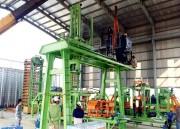Thúc đẩy sản xuất gạch không nung: Hợp tác nâng cao trình độ công nghệ