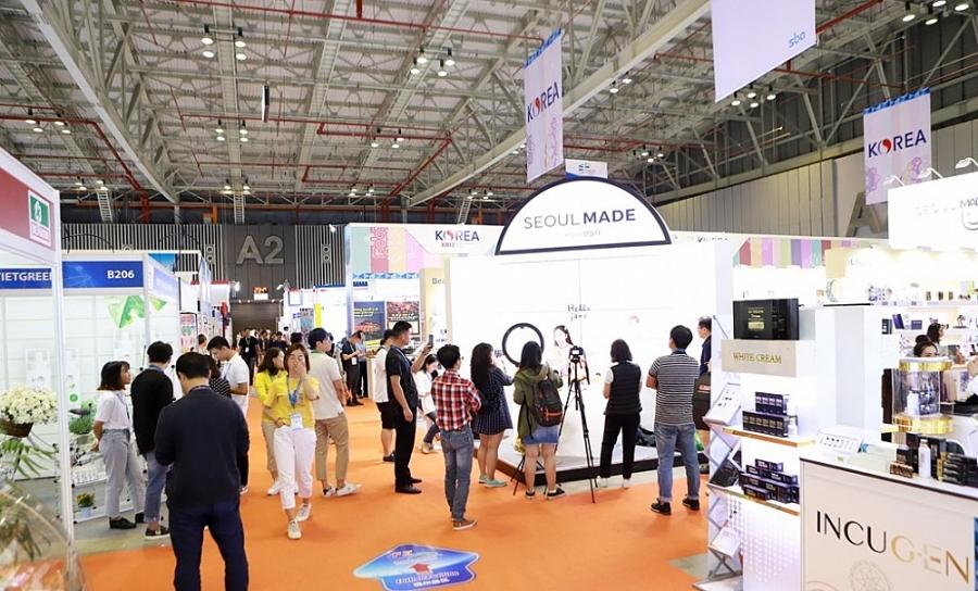 Hơn 50 doanh nghiệp Hàn Quốc tham dự Hội chợ EXPO 2021
