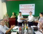 Dự án sản xuất bê tông nhẹ AAC đầu tiên tại miền Trung