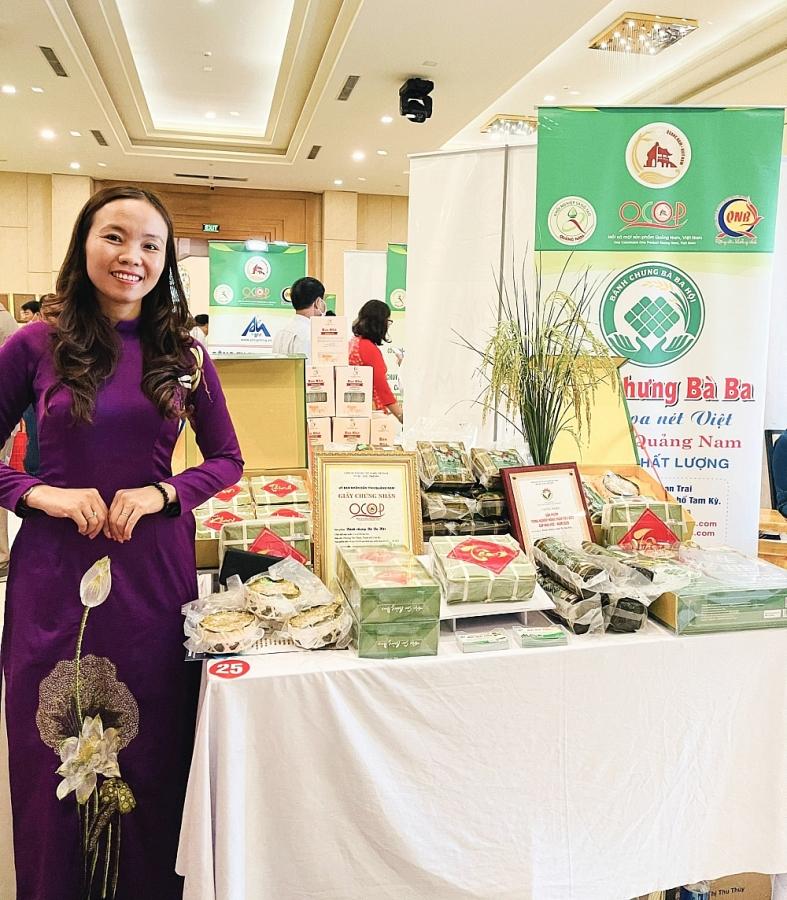 Quảng Nam: Tăng giá trị cho sản phẩm công nghiệp nông thôn
