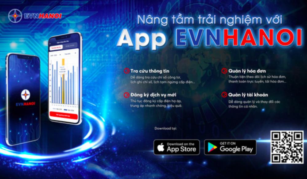 EVN: Triển khai nhiều ứng dụng số hóa