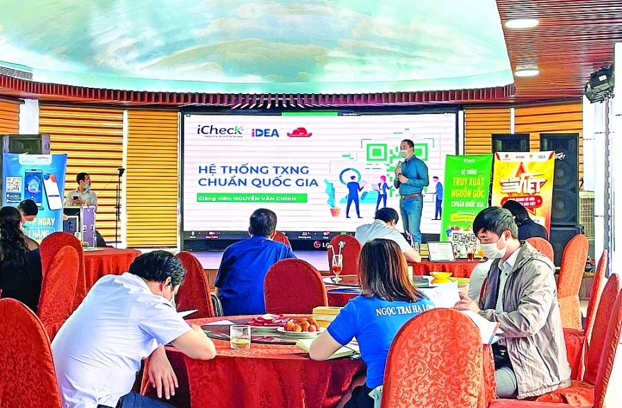 """Thương mại điện tử: """"Bà đỡ"""" cho sản phẩm OCOP Quảng Ninh"""
