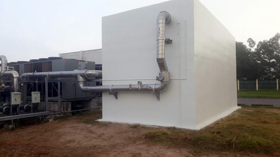 Nhà máy Thăng Long (Công ty Canon Việt Nam): Giảm chi phí gần 11 tỷ đồng/năm