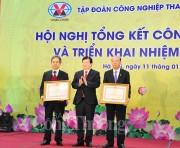 TKV đã hoàn thành tốt nhiệm vụ được Đảng, Nhà nước, Chính phủ giao!