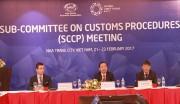 Hợp tác tạo thuận lợi và bảo đảm an ninh thương mại trong chuỗi cung ứng khu vực