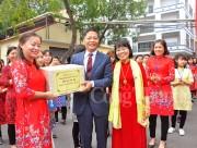 Bộ trưởng Trần Tuấn Anh dự Lễ ra quân của May 10