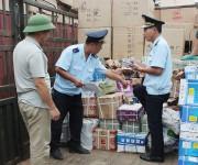Tăng cường đấu tranh chống buôn lậu, gian lận thương mại và hàng giả đối với một số mặt hàng 'nóng'