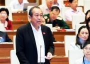 Bộ Tư pháp cho rằng Công ty Thuận Phong sản xuất phân bón giả