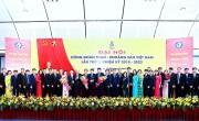 Đồng chí Lê Thanh Xuân tái đắc cử Chủ tịch Công đoàn TKV nhiệm kỳ 2018 - 2023