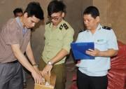 Phát hiện nhiều ô tô vận chuyển hàng nghi là hàng lậu tại Quảng Ninh, Lạng Sơn