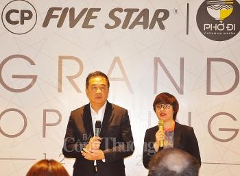 five star dua huong vi thai lan den viet nam