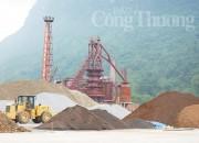 TKV không xuất khẩu quặng và khoáng sản dưới dạng thô