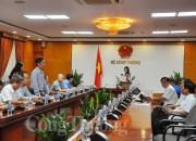 Bộ Công Thương sẽ tiếp tục đồng hành, hỗ trợ Thái Nguyên phát triển